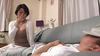Japansk Mamma